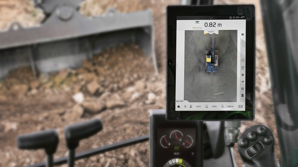 Q&A:  Volvo CE's Matthew McLean talks efficiency and precision in evolved machine control systems