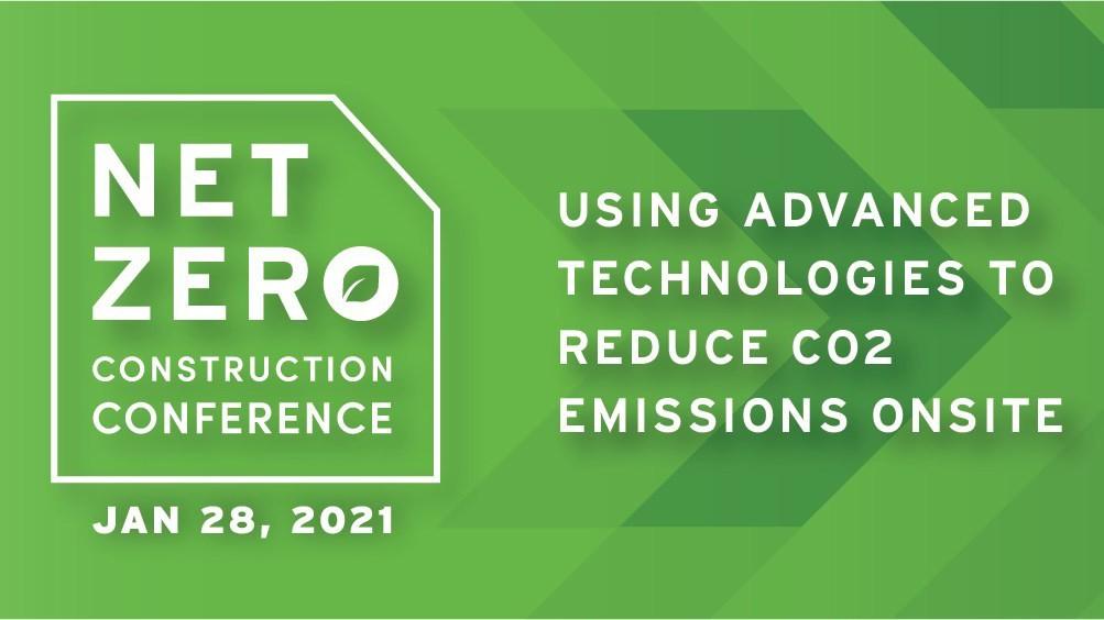 Giatec Net Zero Construction Conference logo