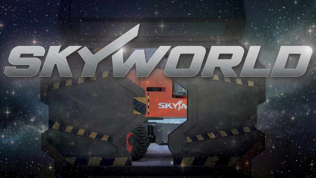 Skyjack SKYWORLD Live logo
