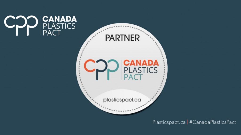 Canada Plastics Pact logo