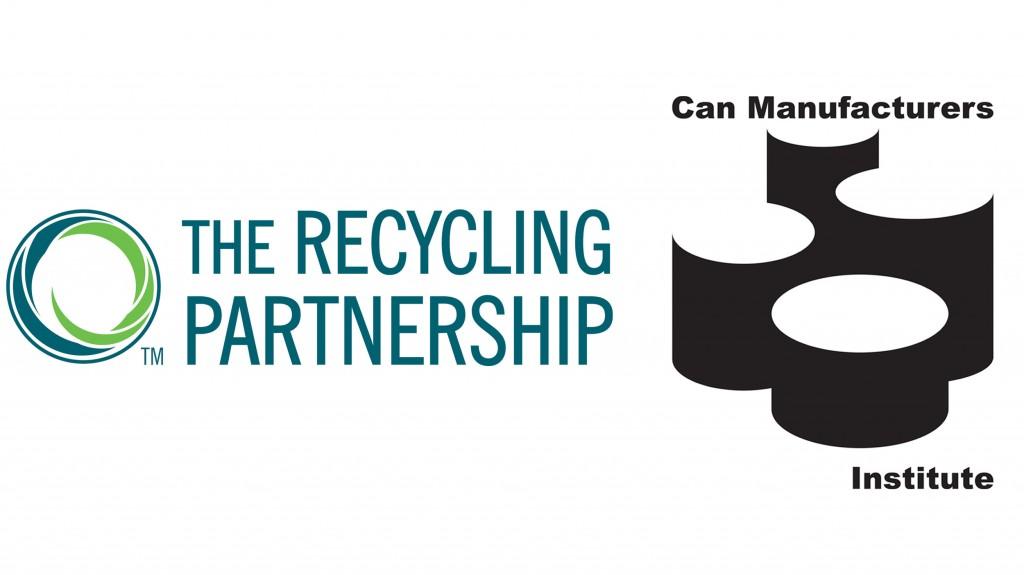 recycling partnership  and CMI logos