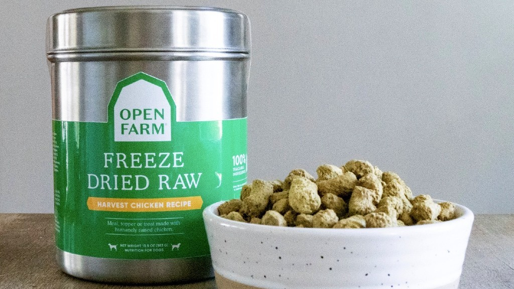 Open Farm joins TerraCycle Loop global re-use program with reusable pet food packaging