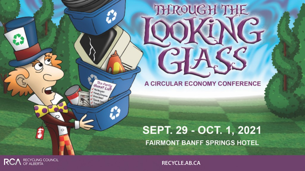 Recycling Council of Alberta to proceed with in-person Banff conference