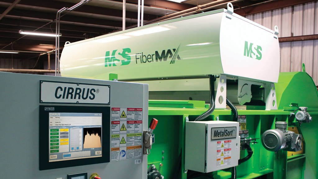 The latest optical sorters for recycling are fast, acccurate and versatile