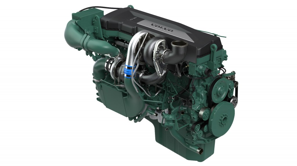 New Volvo Penta engine reduces fuel consumption by up to ten percent