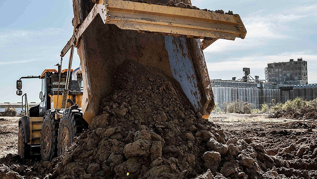 Dirt delivery goes paperless and contactless with Soil Connect e-ticketing app