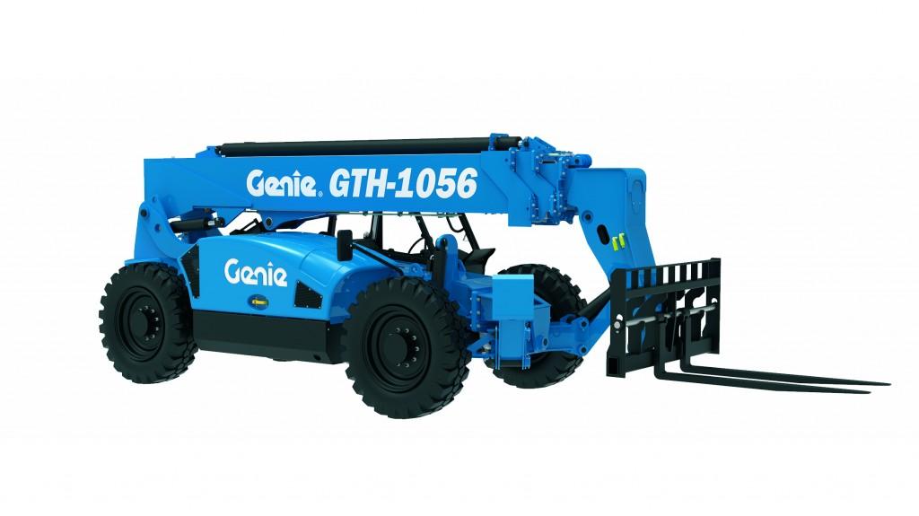 the Genie® GTH™-1056 telehandler