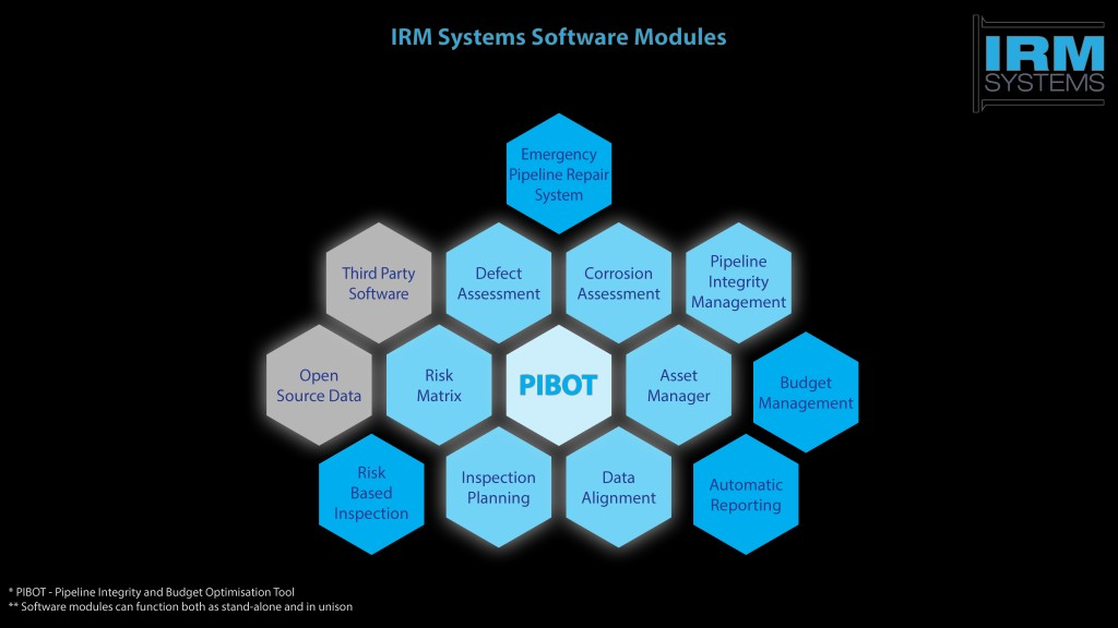 IRM Systems software module