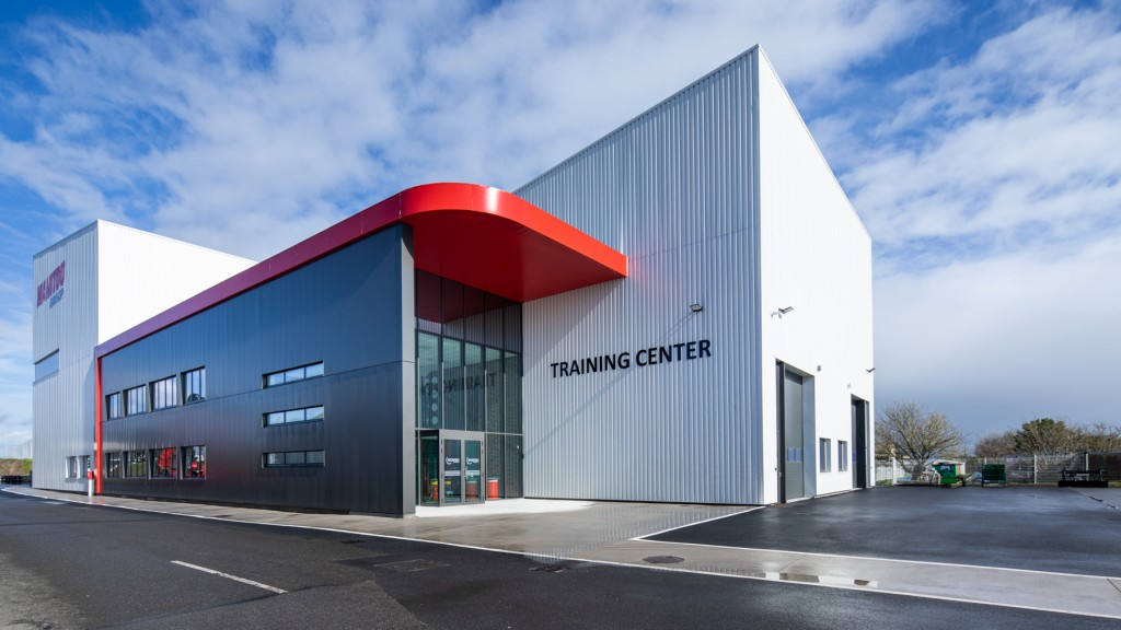 manitou group training centre