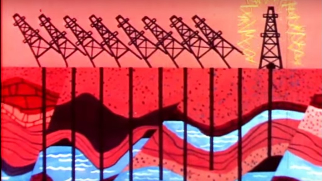 Watch: 1956 American Petroleum Institute film uses animation to show off benefits of oil products