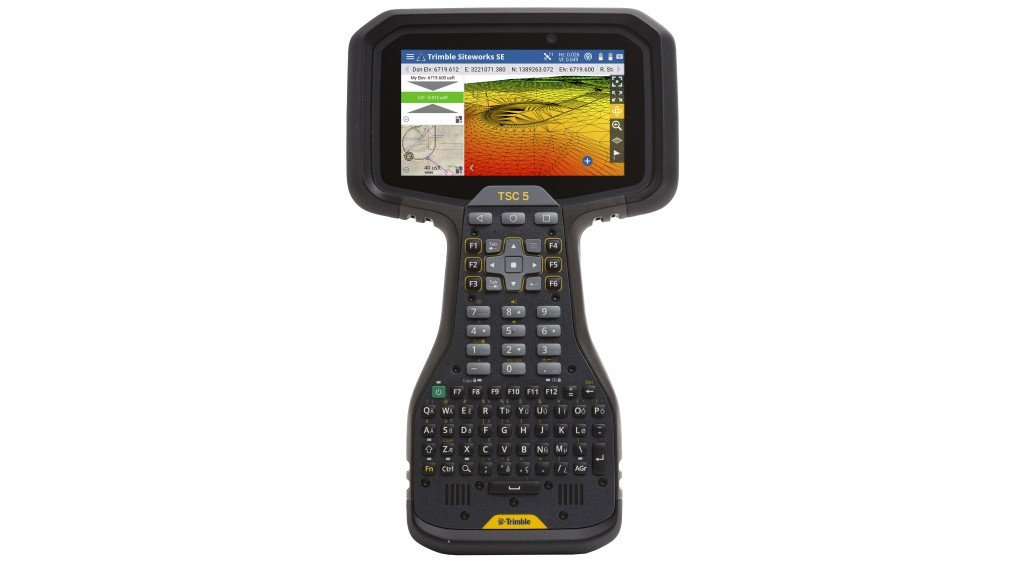 Trimble introduces Starter Edition site positioning software for construction surveying