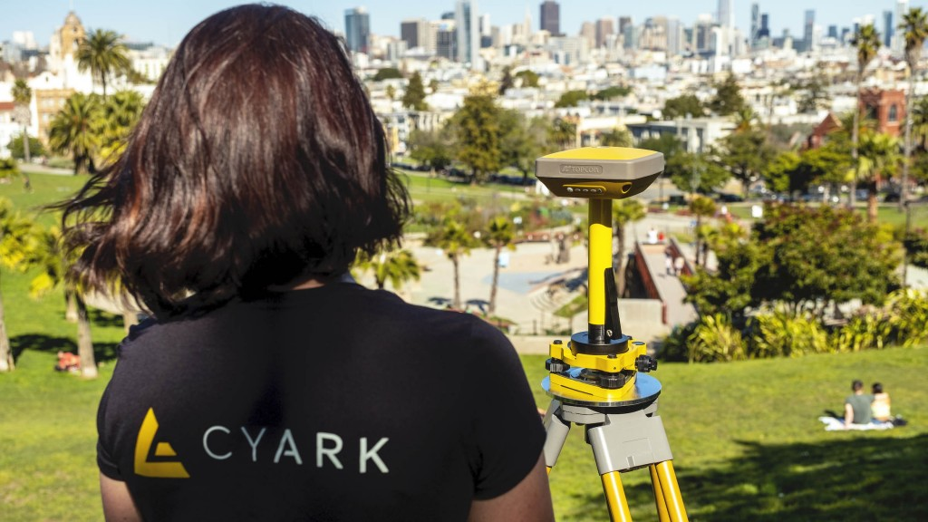Topcon partners with CyArk to support cultural site archival efforts