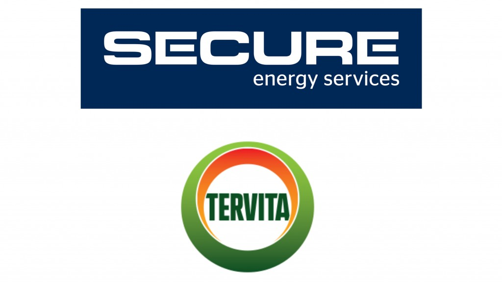 Secure Energy Services Inc. and Tervita Corporation logos