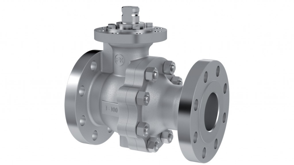 Krombach® TUFSEAT™ Performance Series metal ball valve