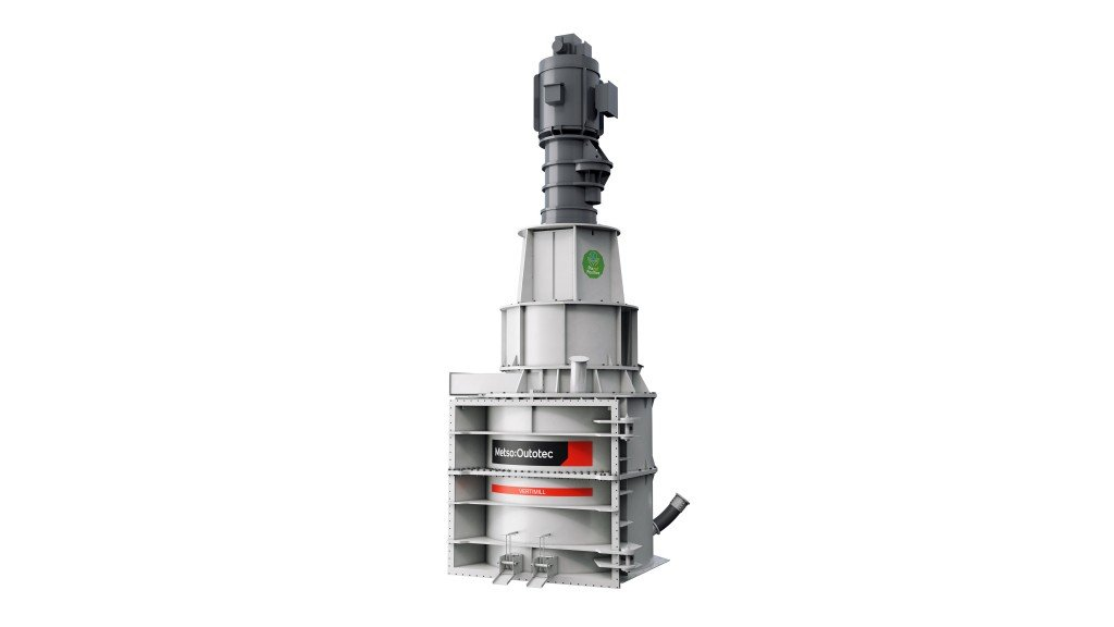 Metso Outotec Vertimill® 4500 grinding mill