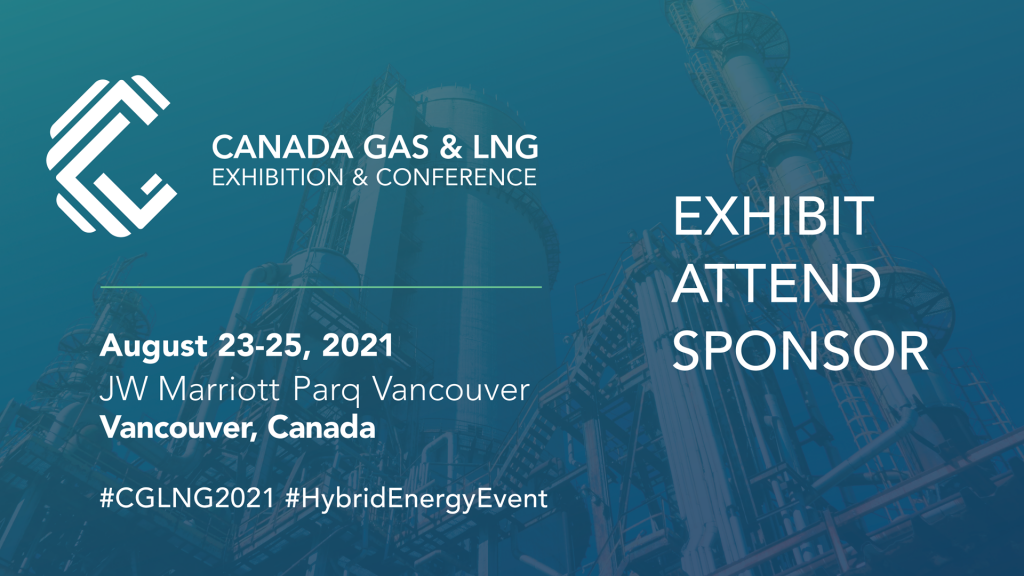 Canada Gas & LNG Exhibition and Conference banner