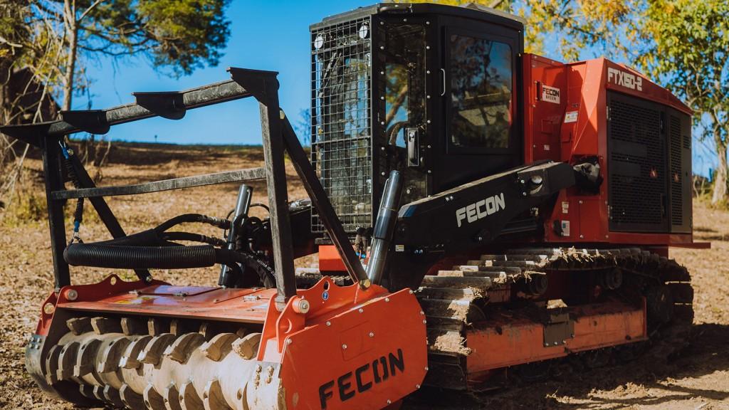 FTX150-2 Mulching Tractor