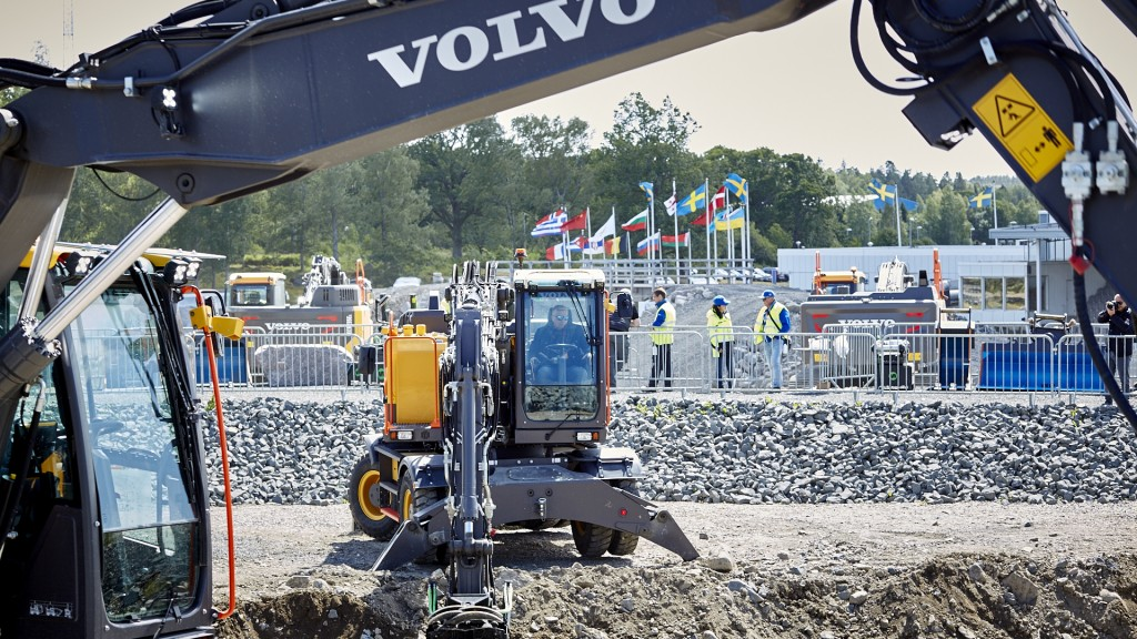 Volvo CE drops out of bauma 2022, announces new event marketing strategy