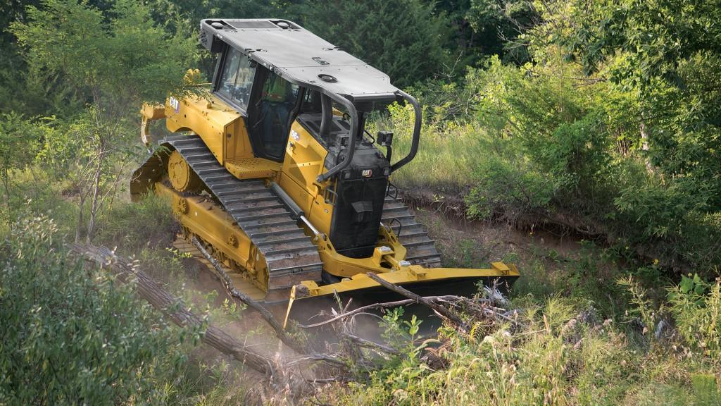 Cat D6 XE dozer