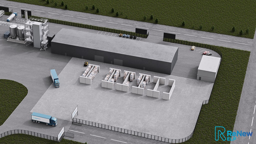 Renew ELP to begin construction on world's first commercial-scale plastic recycling plant to use hydrothermal upgrading