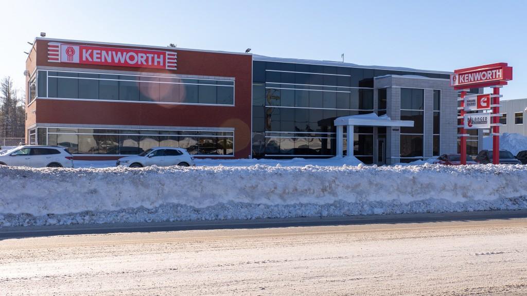Kenworth Mirabel office