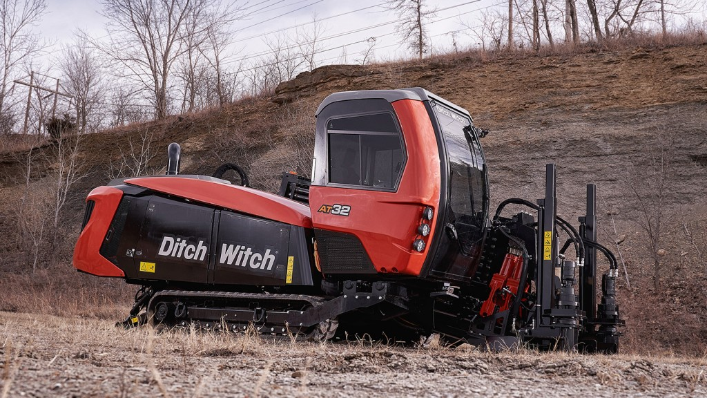 AT32 ditch witch horizontal directional drill