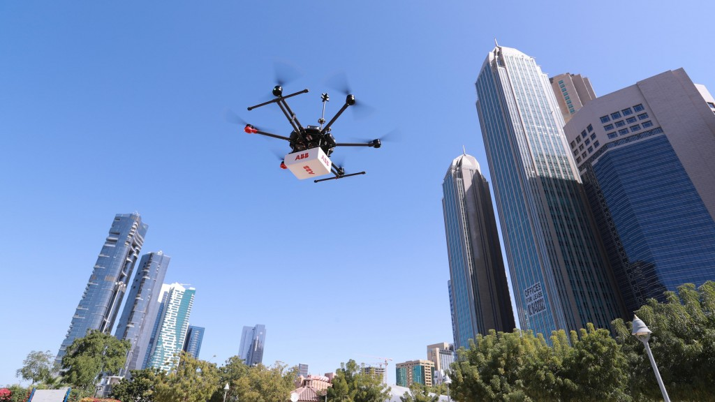 ABB introduces new fast, sensitive drone-based leak detection system