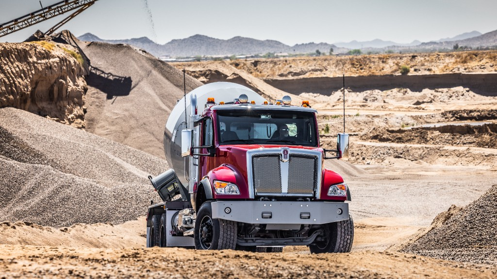 Kenworth has launched a full update to its medium duty line, including the class 8 T480V.