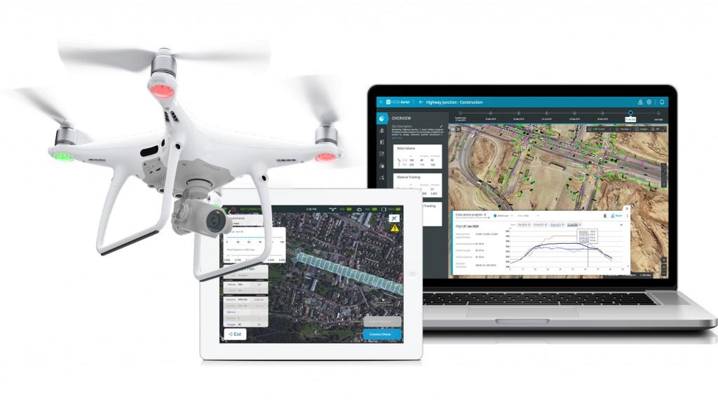 HCSS Aerial app