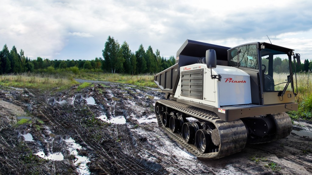 prinoth panther t14r new generation 2021