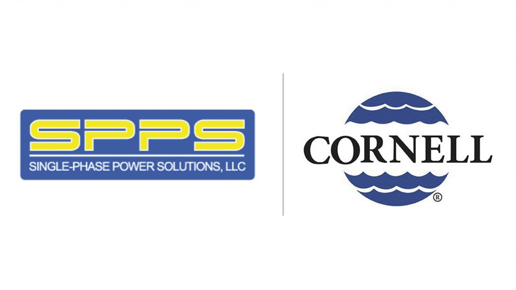 SPPS and Cornell Pumps logos