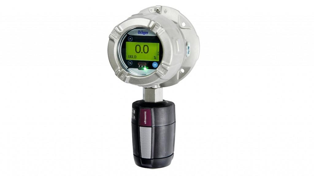 The Dräger Polytron 8900 ultrasonic gas leak detector (UGLD) transmitter