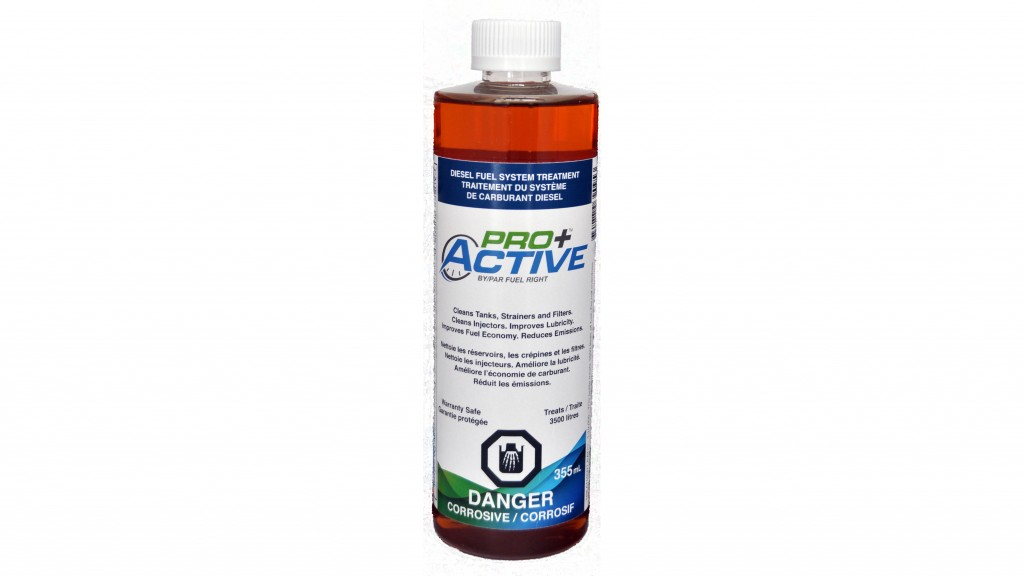 FuelRight Pro+Active diesel fuel system treatment