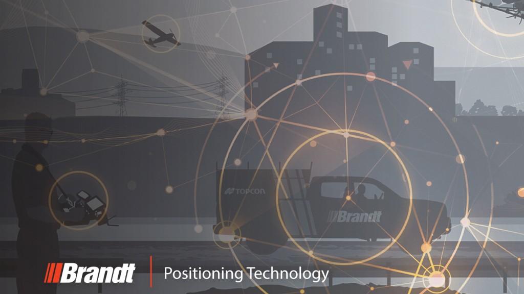 Brandt Positioning Technology banner