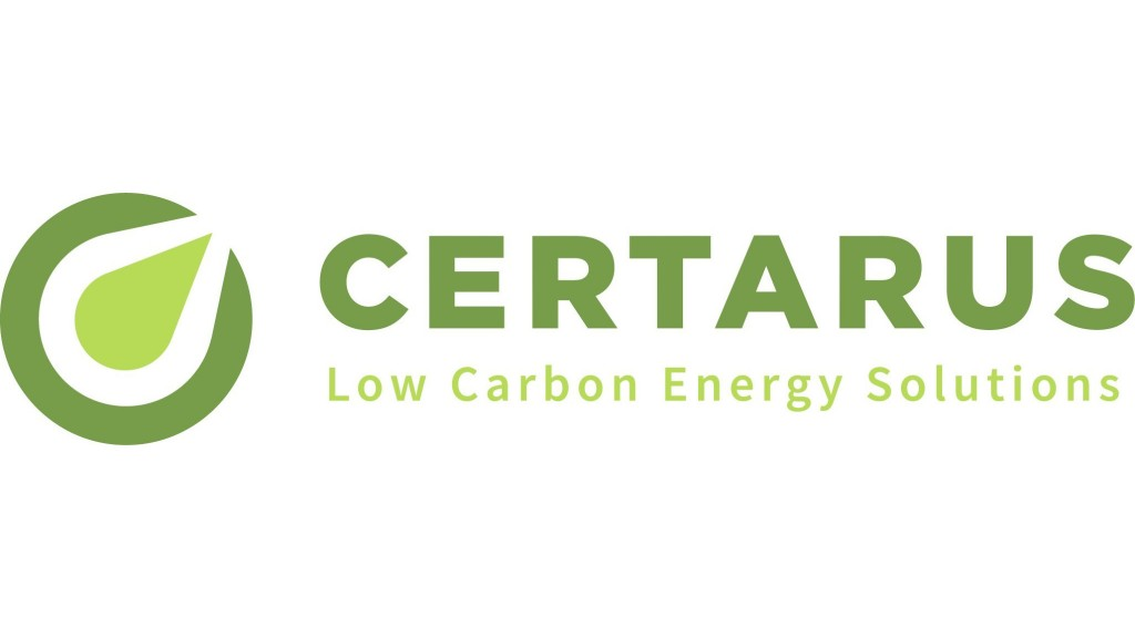Certarus and Caterpillar pair to drive lower carbon energy solutions forward
