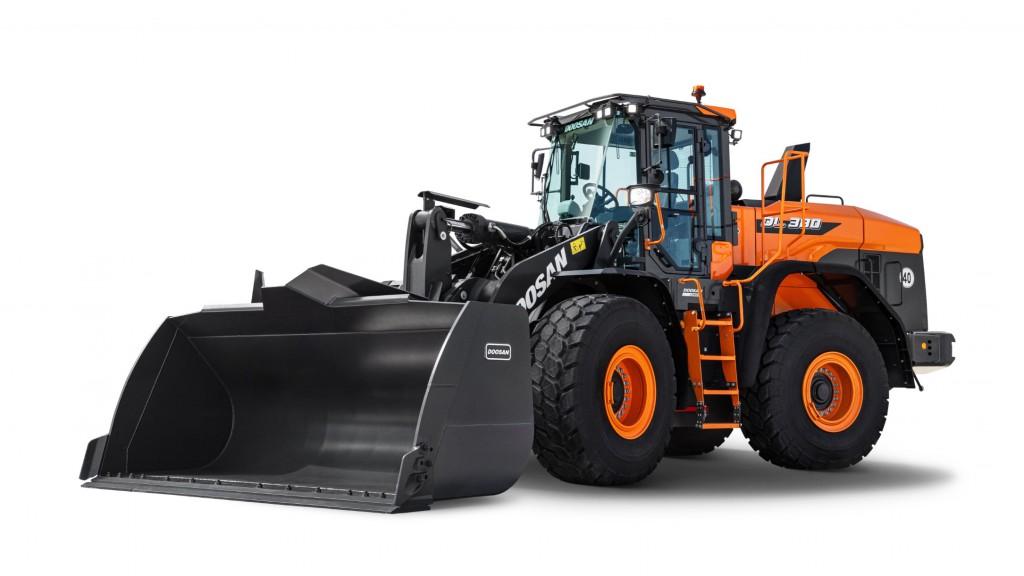 Doosan® DL380-7 wheel loader