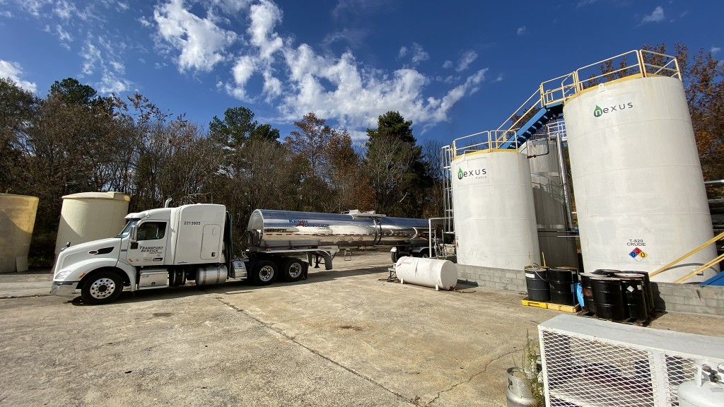 NEXUS plastic to fuel truck