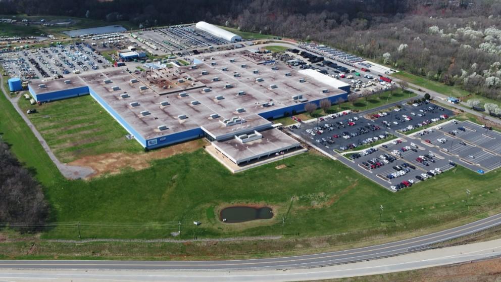 doosan bobcat manufacturing facility Statesville North Carolina
