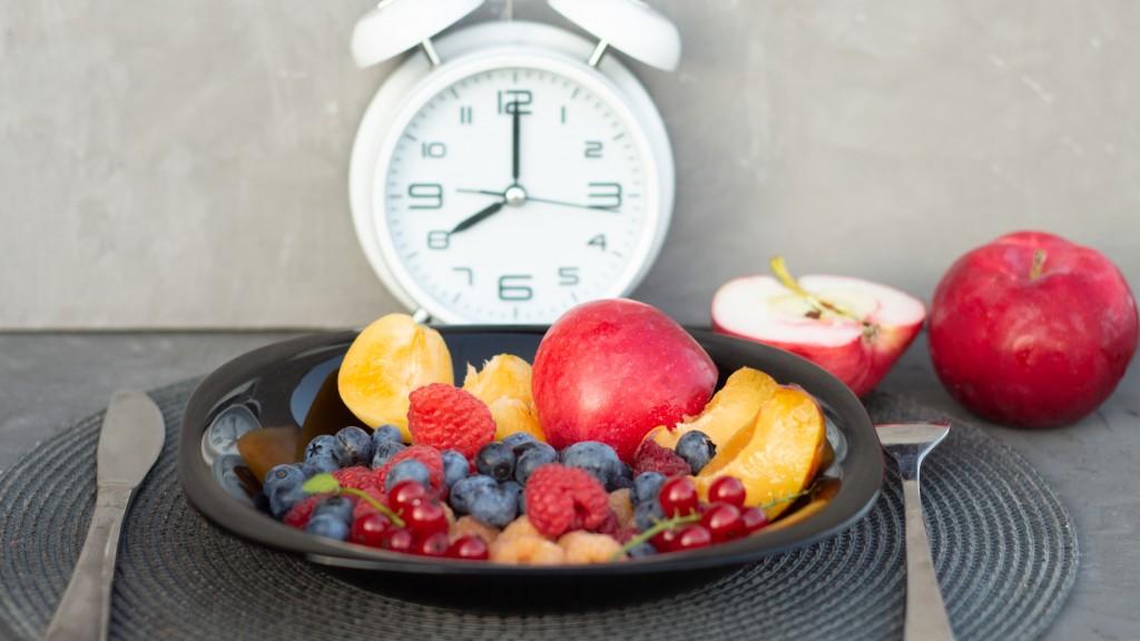 Tesla Motors breakfast and clock