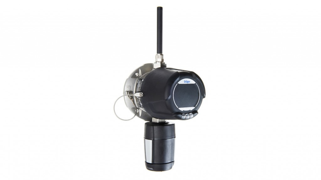Wireless gas detection solution offers flexible and cost-efficient monitoring