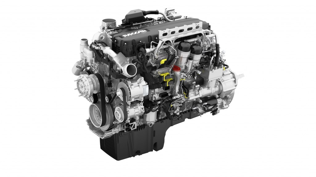 paccar mx13 engine
