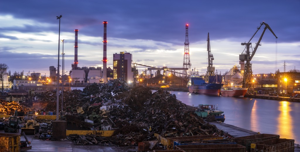 Davis Index ferrous scrap futures contracts on Mettalex first to decentralize global trading