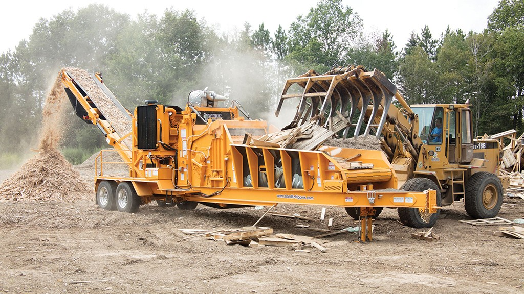 Key factors for recyclers when choosing a high-speed wood waste grinder