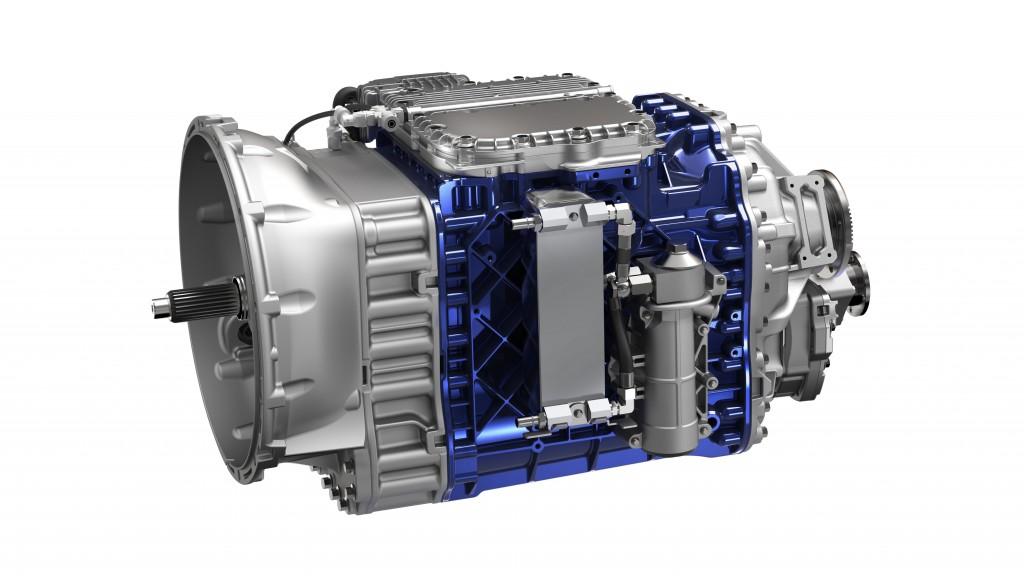 volvo trucks i-shift transmission