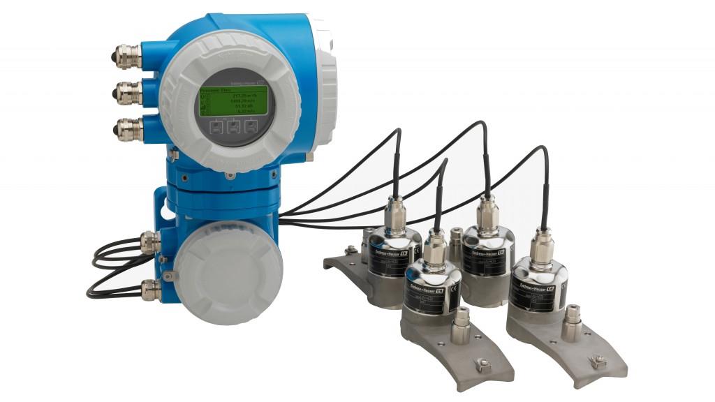 endress hauser proline prosonic flow p 500 measuring system