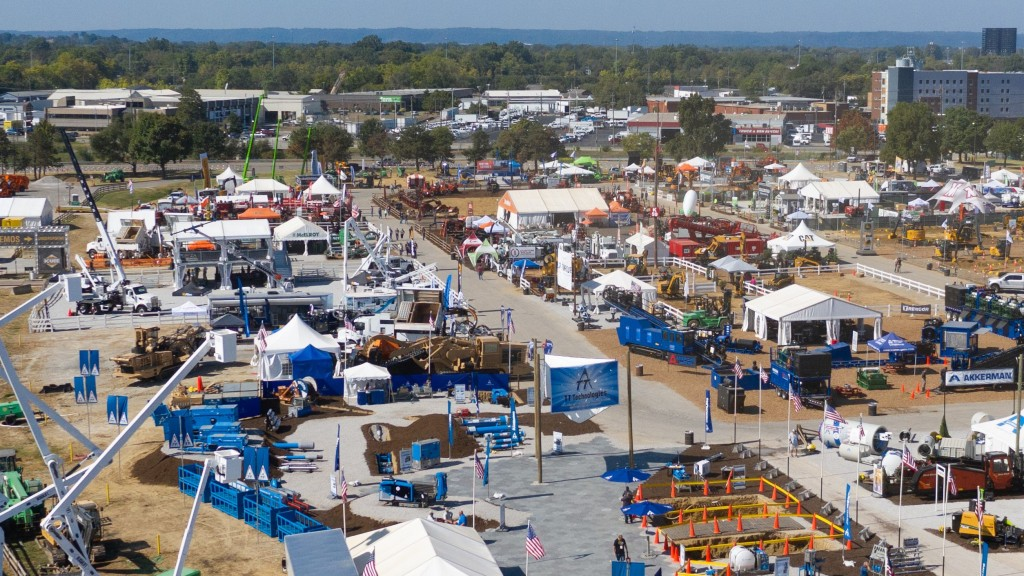 icuee 2019 show aerial
