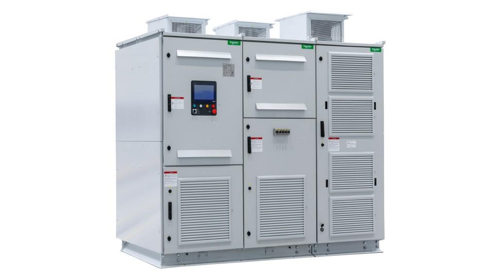 schneider electric canada inc atv6000 medium voltage drive