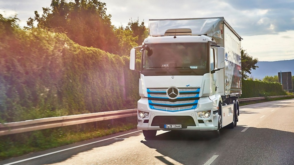 Daimler Truck AG and CATL extend joint development of truck-focused batteries to 2030