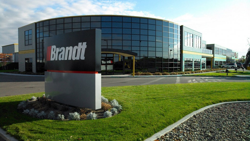 brandt group of companies head office