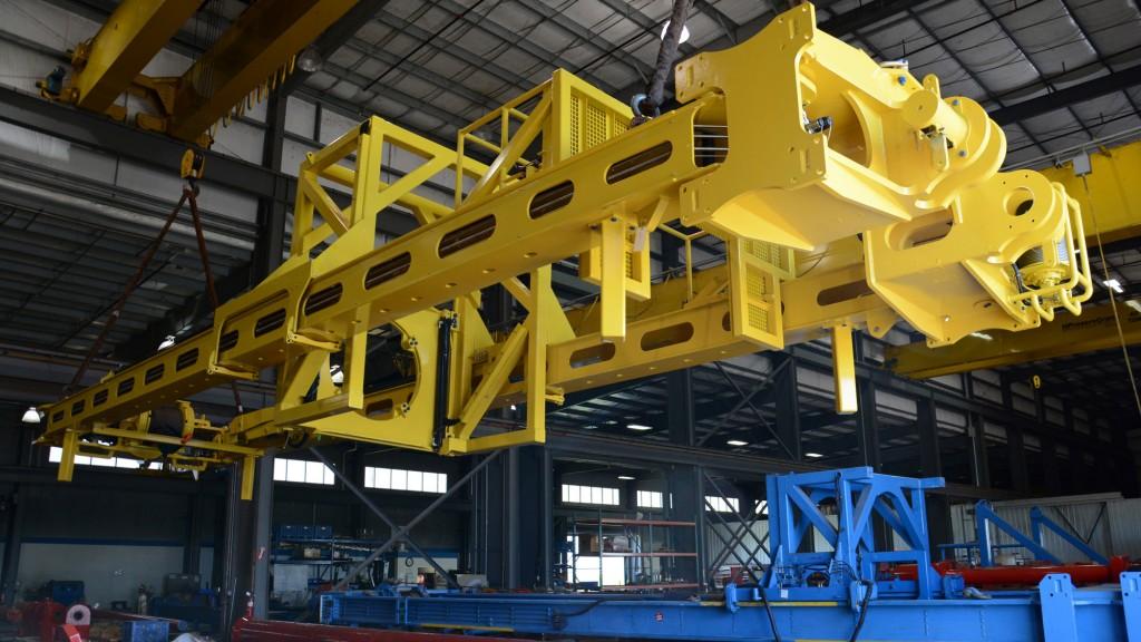 Logan industries skinny ctlf deploys for service in trinidad
